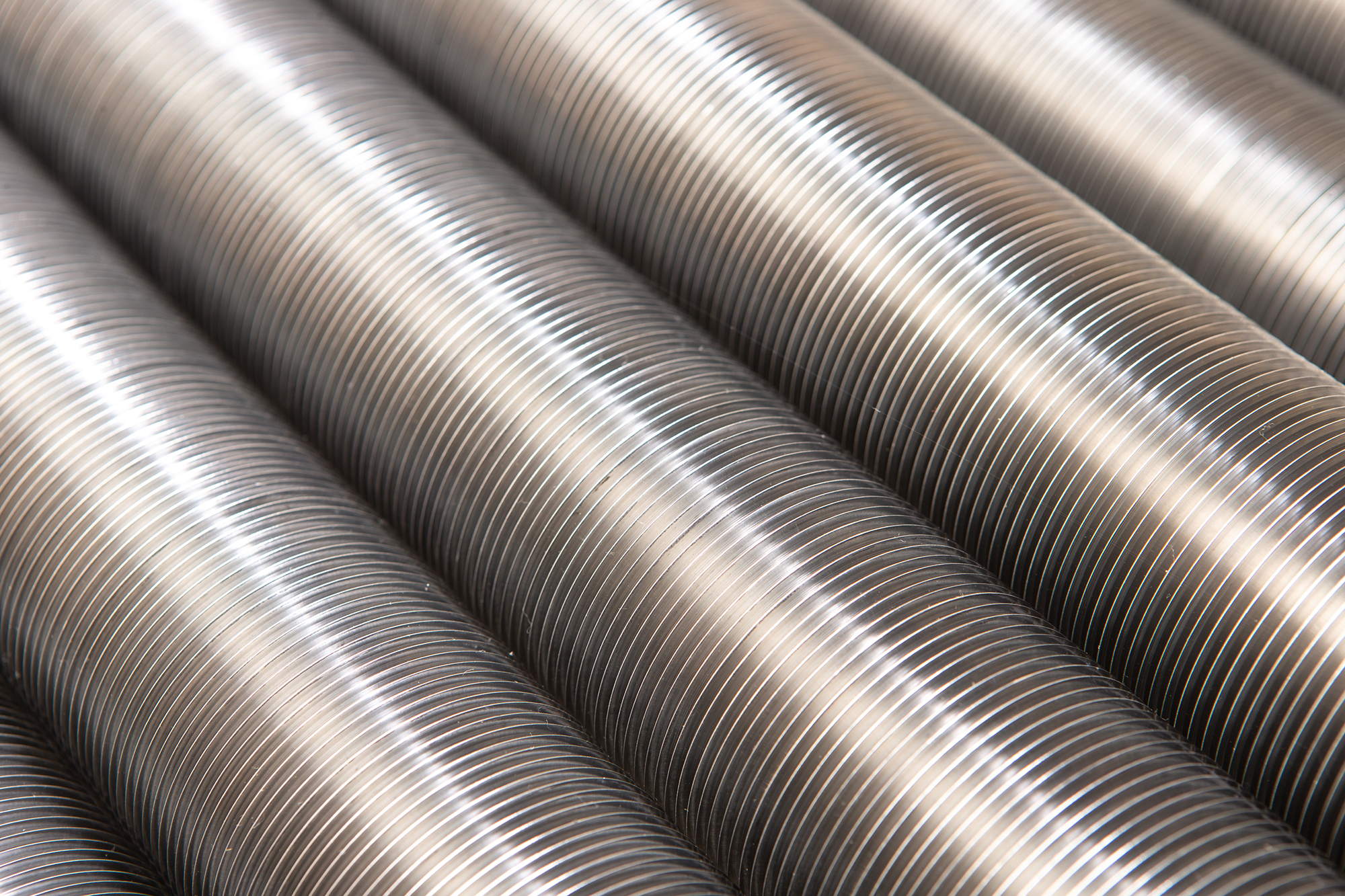 finned tubes